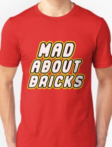 MAD ABOUT BRICKS, Customize My Minifig T-Shirt