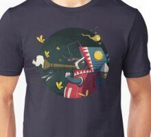 Bazooka Bunny Unisex T-Shirt