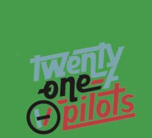 Twenty one pilots Kids Tee