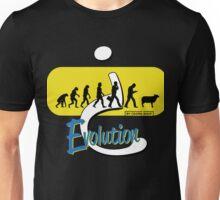 Evolution? Unisex T-Shirt