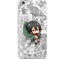 Attack On Titan - Mikasa iPhone Case/Skin