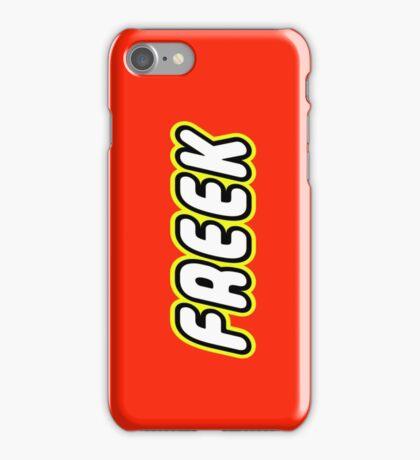 FREEK iPhone Case/Skin