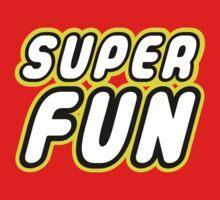 SUPER FUN Kids Tee