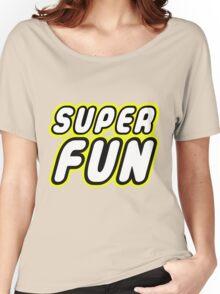 SUPER FUN Women's Relaxed Fit T-Shirt