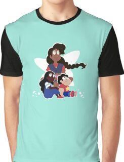 Mindful Stevonnie Graphic T-Shirt