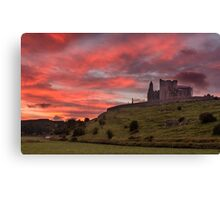 Rock of Cashel at Dawn Canvas Print