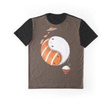 Sushi is zen Graphic T-Shirt