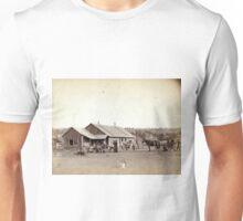 Western Ranch House - John Grabill - 1888 Unisex T-Shirt