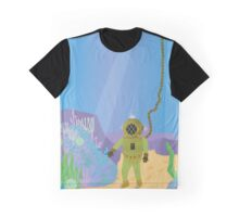 Hidden Treasure of the Deep Graphic T-Shirt
