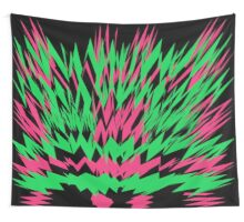 Explode in colors Wall Tapestry