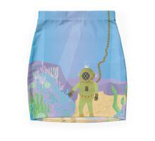 Hidden Treasure of the Deep Mini Skirt