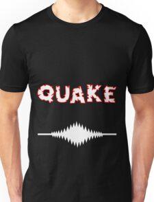 Earthquake wrestling Unisex T-Shirt