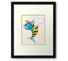 Bumblebee Tuna Framed Print
