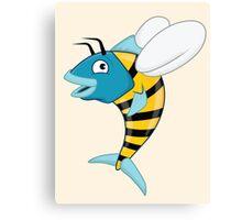 Bumblebee Tuna Canvas Print