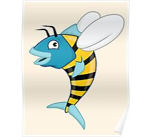 Bumblebee Tuna Poster