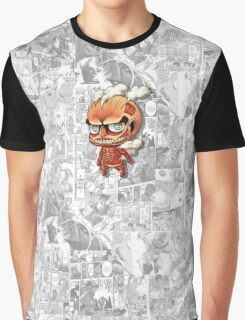 Attack On Titan - Colossal Graphic T-Shirt