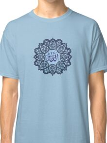 Allah name Ornaments tee design    Classic T-Shirt