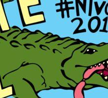 #NTvotes2016 Commemorative Edition Sticker