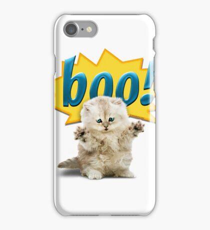 Dangerous Little Cat iPhone Case/Skin