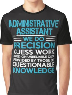 Administrative assistant Graphic T-Shirt