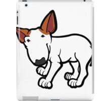 Ginger Ears Bull Terrier  iPad Case/Skin
