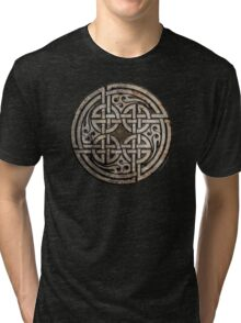 Celtic Love Knot - Eternity Tri-blend T-Shirt
