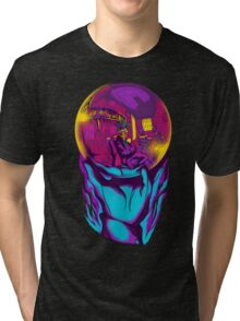 Self Portrait in a Sphere of Madness Tri-blend T-Shirt