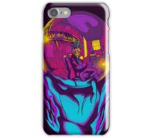 Self Portrait in a Sphere of Madness iPhone Case/Skin