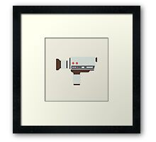Moving Picture Framed Print