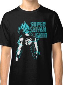 Super Saiyan God Shirt Classic T-Shirt