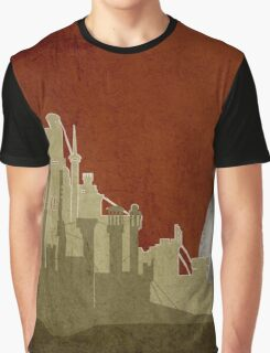 Game Of Thrones - Kings Landing Graphic T-Shirt