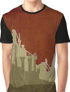 Game Of Thrones - Kings Landing Graphic T-Shirt