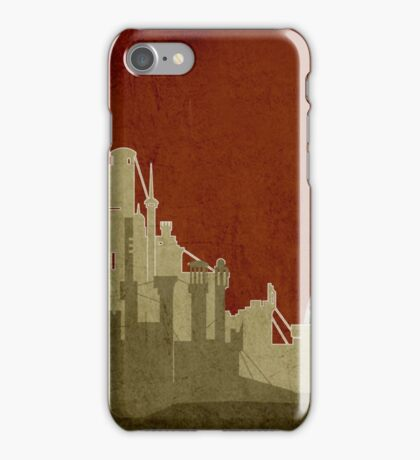 Game Of Thrones - Kings Landing iPhone Case/Skin