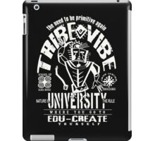 UNIVERSITY VIBE 2 iPad Case/Skin