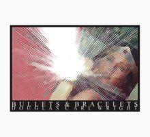 """Bullets & Bracelets"" by Douglas Carl Wright Kids Clothes"