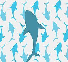 Shark Bait Ooo Ha Ha by JazMassa