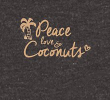 Peace, Love & Coconuts Unisex T-Shirt