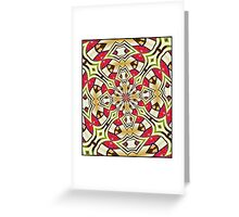 **Fire Power** Greeting Card