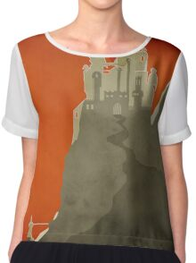 Game Of Thrones - Dragonstone Chiffon Top