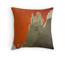 Game Of Thrones - Dragonstone Throw Pillow