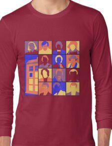 Doctors-Pop Long Sleeve T-Shirt