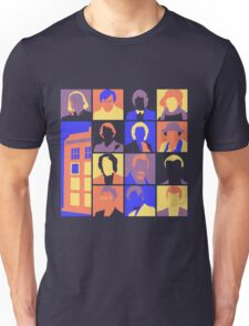 Doctors-Pop Unisex T-Shirt