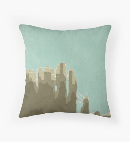 Game Of Thrones - Pyke Throw Pillow