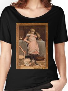 Performing Arts Posters Jennie Yeamans Our Jennie 1811 Women's Relaxed Fit T-Shirt