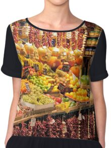 Fresh Produce Chiffon Top