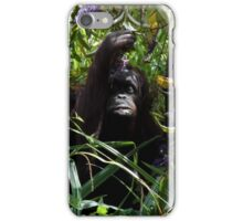 Hidden among the Flowers iPhone Case/Skin