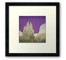 Game Of Thrones - Harrenhal Framed Print