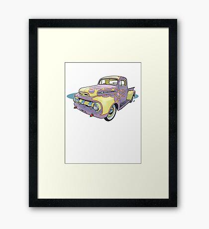 '44 Ford Framed Print