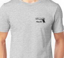 Gun Rocks Unisex T-Shirt
