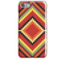 Native American Stitch Pattern iPhone Case/Skin